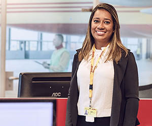 Interns find new exciting career paths at DHL