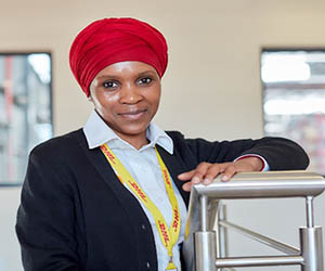 Women career returners keep on growing together with DHL