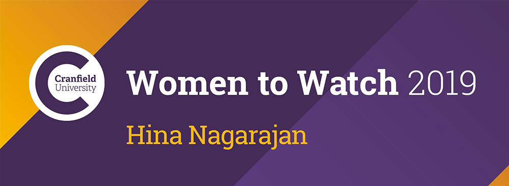 Diageo Managing Director Hina Nagarajan on Women to Watch list