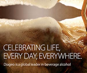 Work for Diageo, an employer supporting supplier diversity