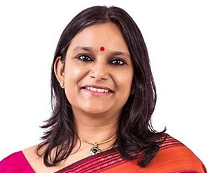 Diageo Chief Strategy and Corporate Affairs Officer Abanti Sankaranarayanan