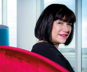 Syl Saller Chief Marketing and Innovation Officer Diageo