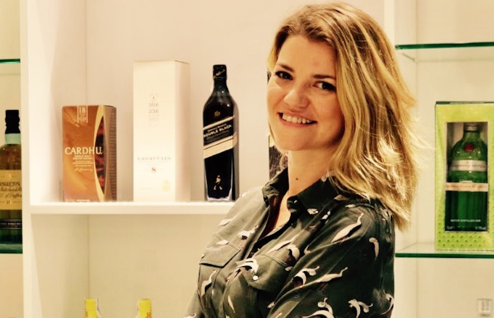Barbaras commercial career is soaring at Diageo