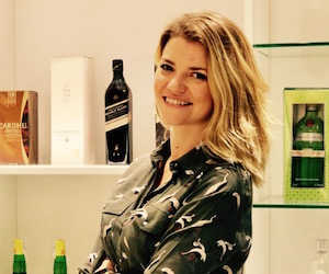 Barbara commercial career is soaring at Diageo