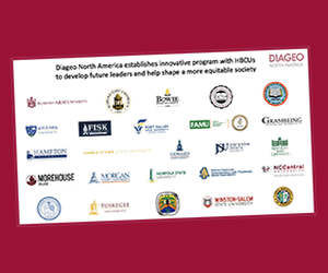 Diageo pledges $10 million to support students at HBCUs
