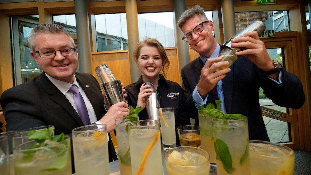 Diageo Learning for Life celebrates 1000 graduates in UK