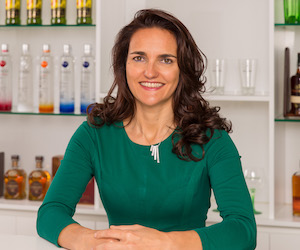 International career drives Diageo Sara to great heights