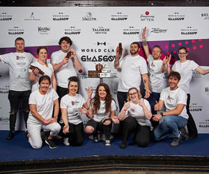 Diageo graduates compete in World Class bartending finals
