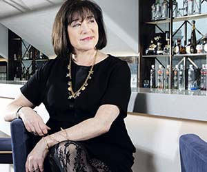 Diageos Syl Saller delivers keynote address at Amplify festival