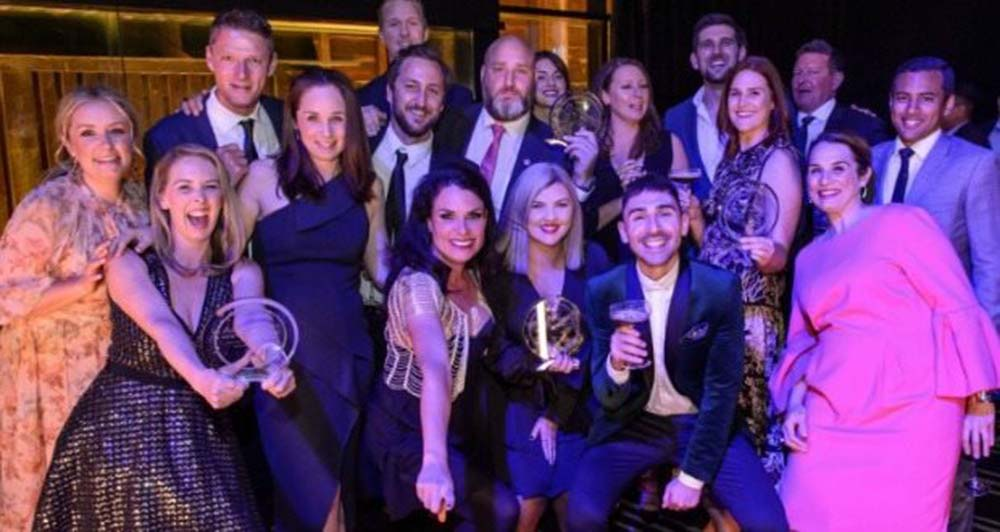 Diageo celebrates double-win at Australian Drinks Awards