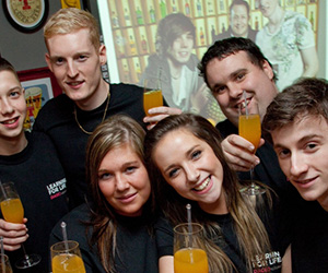 Diageo Learning for Life Hospitality