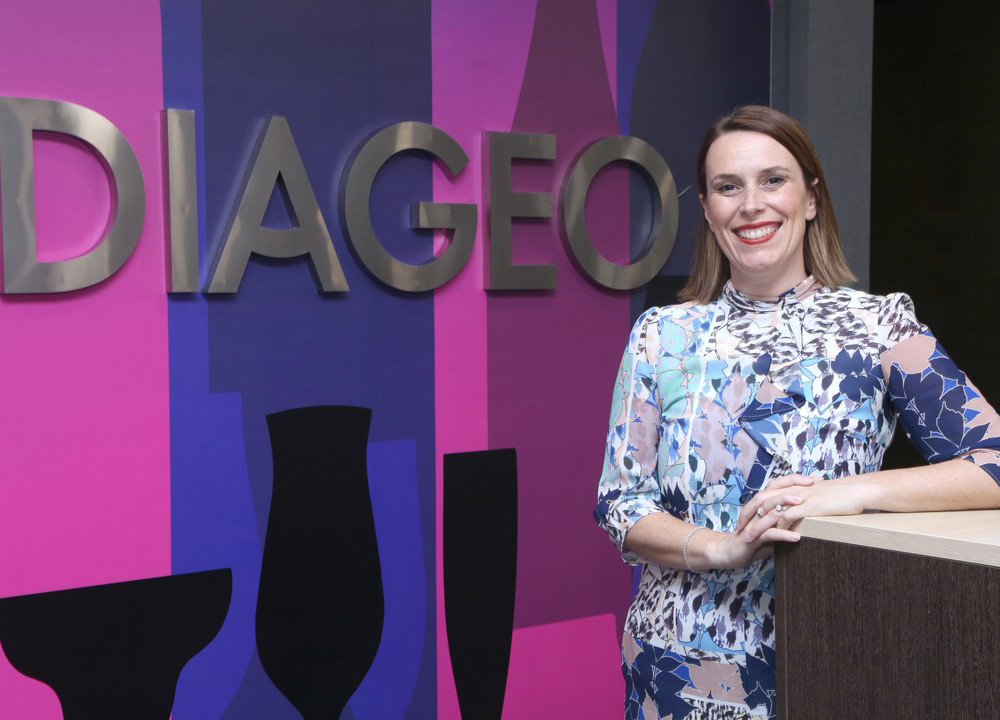 Julie reflects on moving from London to Bangalore with Diageo