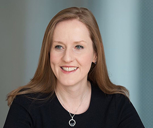 Mairead Nayager is the Chief HR Officer at Diageo