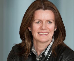 Diageo Siobhan Moriarty is a Women in Business champion
