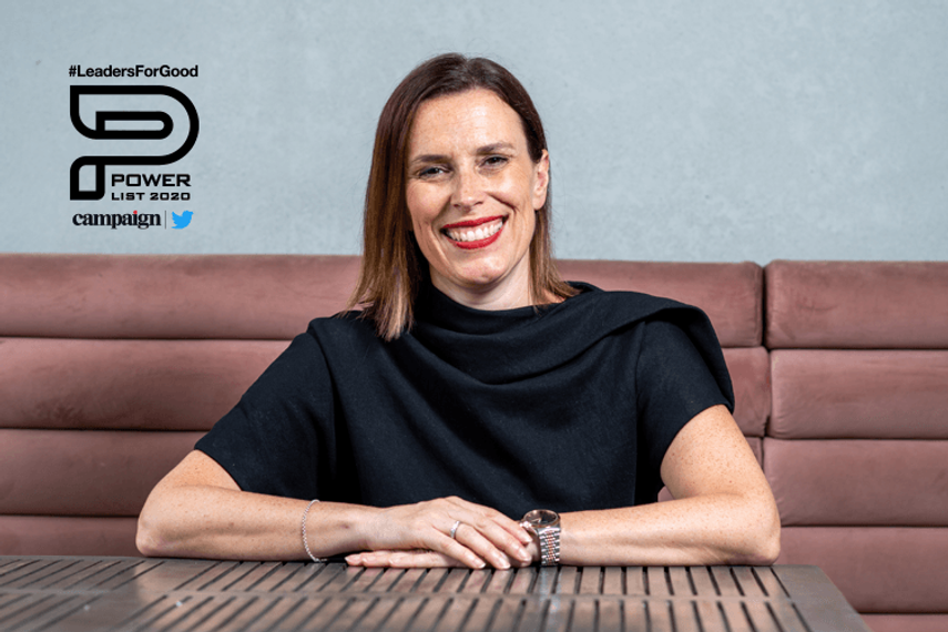 Diageos Julie Bramham is one of 50 most influential marketers