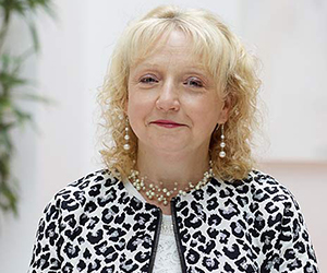 Nottingham Trent University's Associate Dean Diane Bailey
