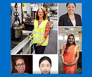 Eaton celebrated as a Top 50 Employer for women engineers