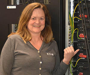 Eaton's Hilde helps customers in Norway with energy efficiency
