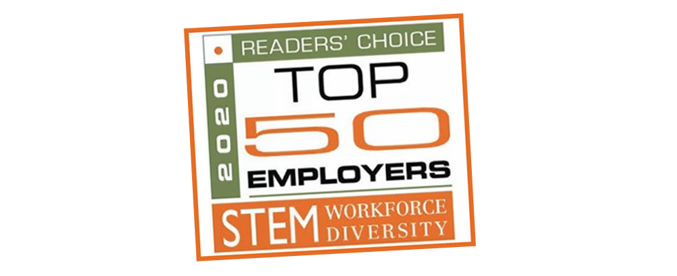 Eaton cited as employer of choice for talented STEM candidates