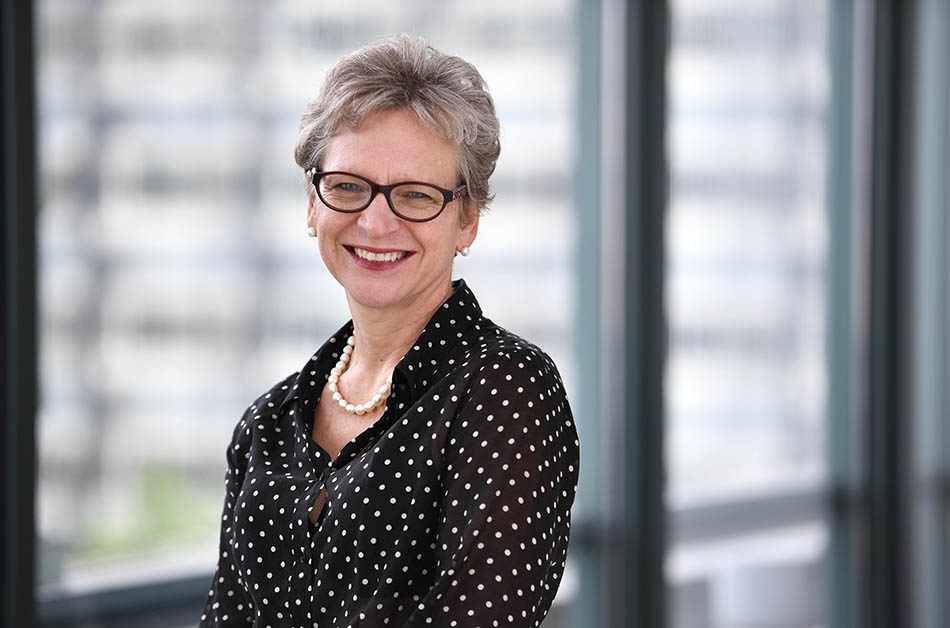 EBRD Managing Director Charlotte Ruhe embraces diversity
