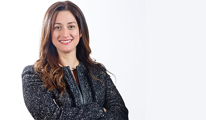 Soha El-Turky joins EBRD as Vice President, Chief Financial Officer