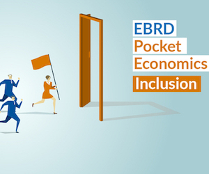 EBRD discuss youth and gender inclusion in a changing world