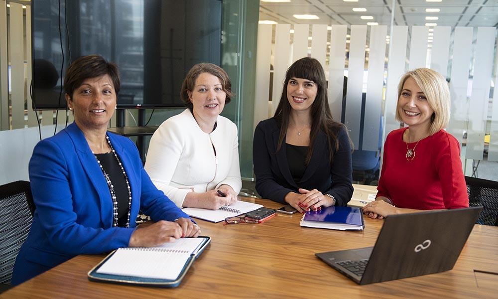 EBRD women