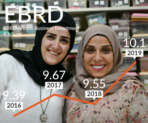 EBRD women in business