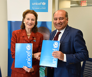EBRD partnership with UNICEF increases opportunities for women