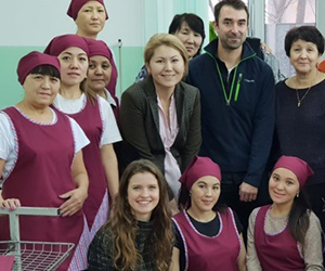 EBRD programme supports women-run Kazakh fashion brand