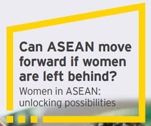 EY asks what is a gender role when work and life overlap?