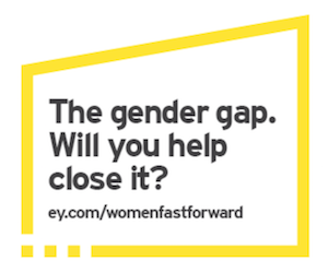 EY calls for the acceleration of gender parity
