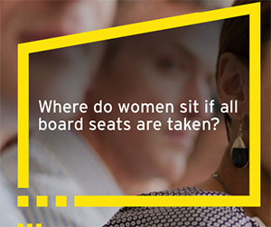 EY knows boardroom diversity brings different points of view