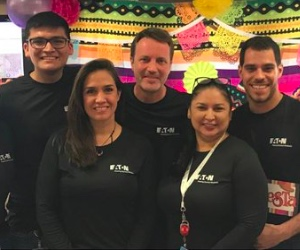 Eaton praised for Hispanic and Latino company inclusion efforts