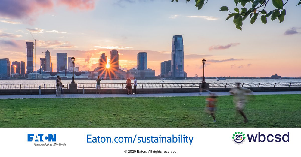 Join Eaton and work for a sustainability focused employer