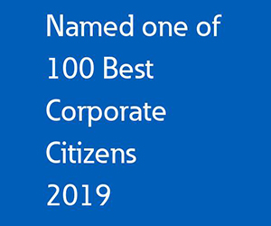Eaton celebrated as one of 100 Best Corporate Citizens
