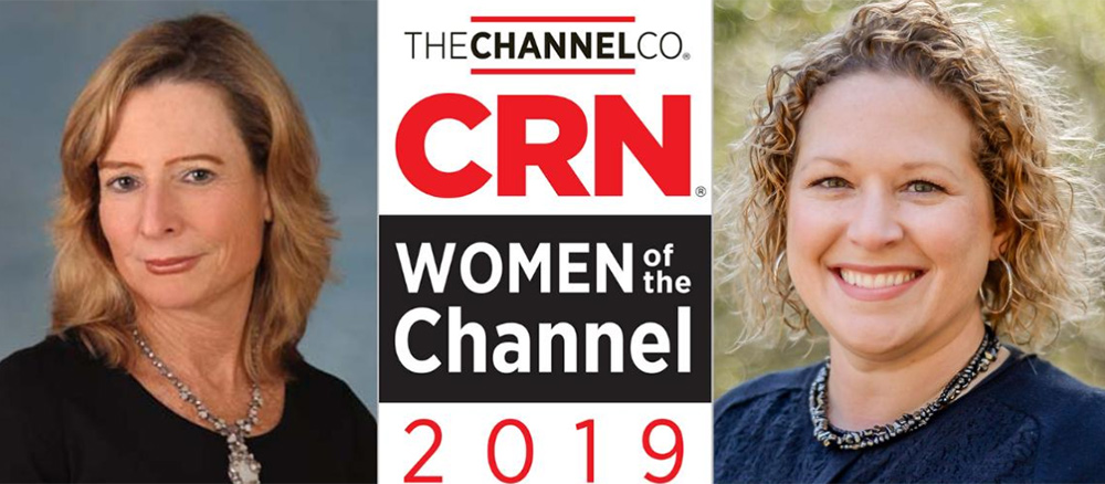 Eaton women honored on CRN Women of the Channel list