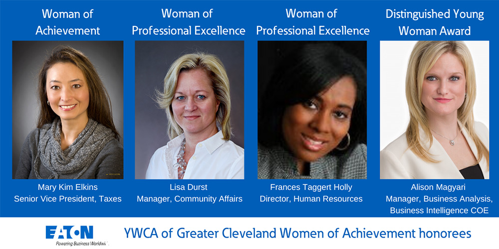 Four Eaton women honored as Women of Achievement