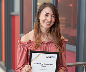 Nottingham Trent University student wins award for magazine