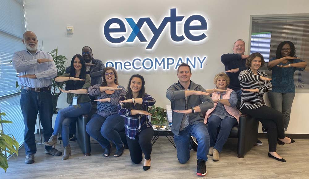 Exyte employees