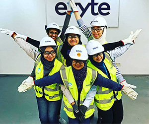 From Denmark to China, Exyte women forge global careers
