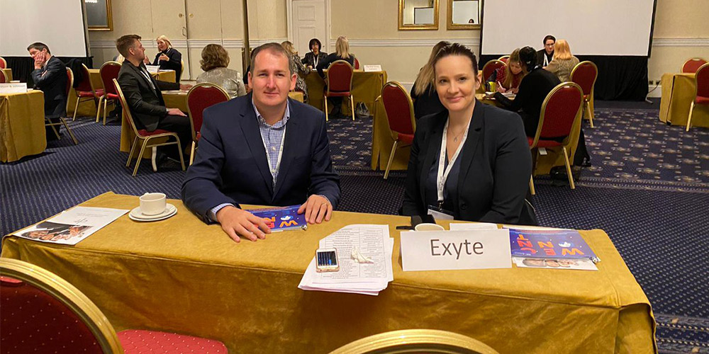 Exyte supports womens careers through WEConnect conference