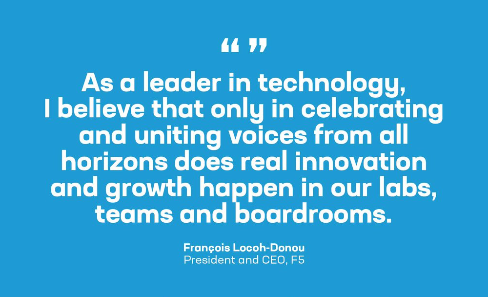 F5 CEO optimistic about leaders challenging the status quo