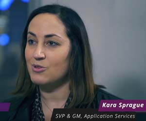 F5s Kara Sprague says apps are a primary vehicle for businesses