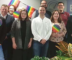 F5 Networks LGBTQ+ support