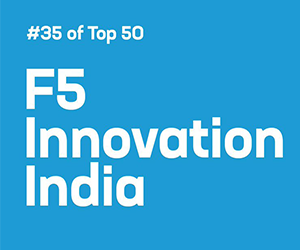 F5 India celebrated in Great Place to Works Top 50 list