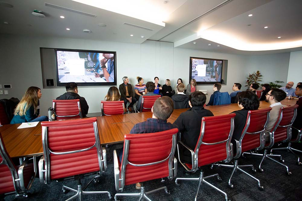 F5 Networks inspires students via an exciting Seattle office tour