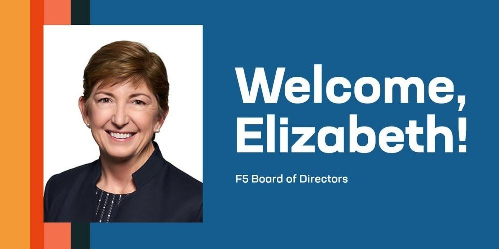 Elizabeth Buse appointed to F5 Networks Board of Directors
