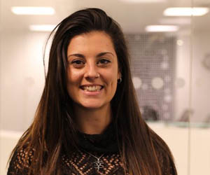 FDM software engineer Helen Fraser says learning is key