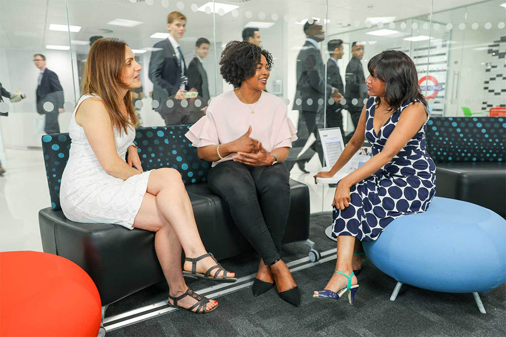 FDM supports women returners work via tech careers